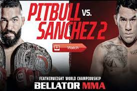 MMA Bellator 255: Patricio Pitbull vs. Emmanuel Sanchez 2 Live Streaming Reddit on ESPN
